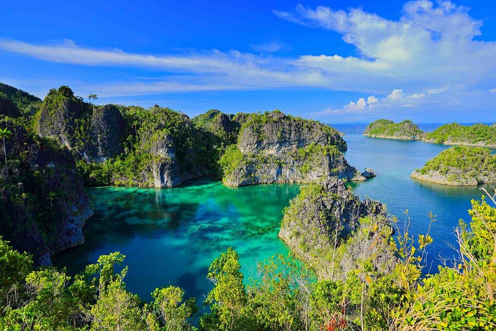 01 cove eco resort tauchbasis raja ampat indonesien