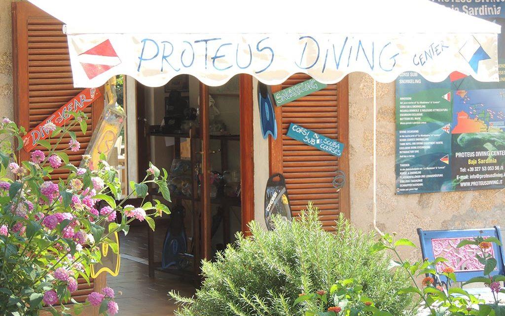 Proteus Diving Center