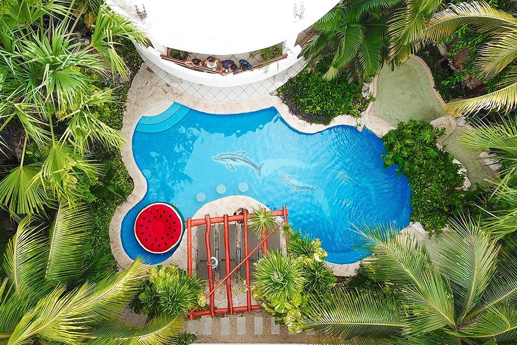 04 index hotel hul ku playa del carmen mexiko tauchurlaub