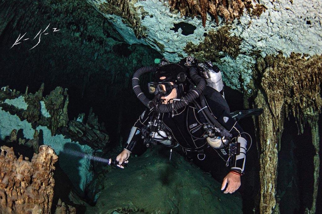04 maya blue dive center riviera maya hoehlentauchen mexiko tauchreisen