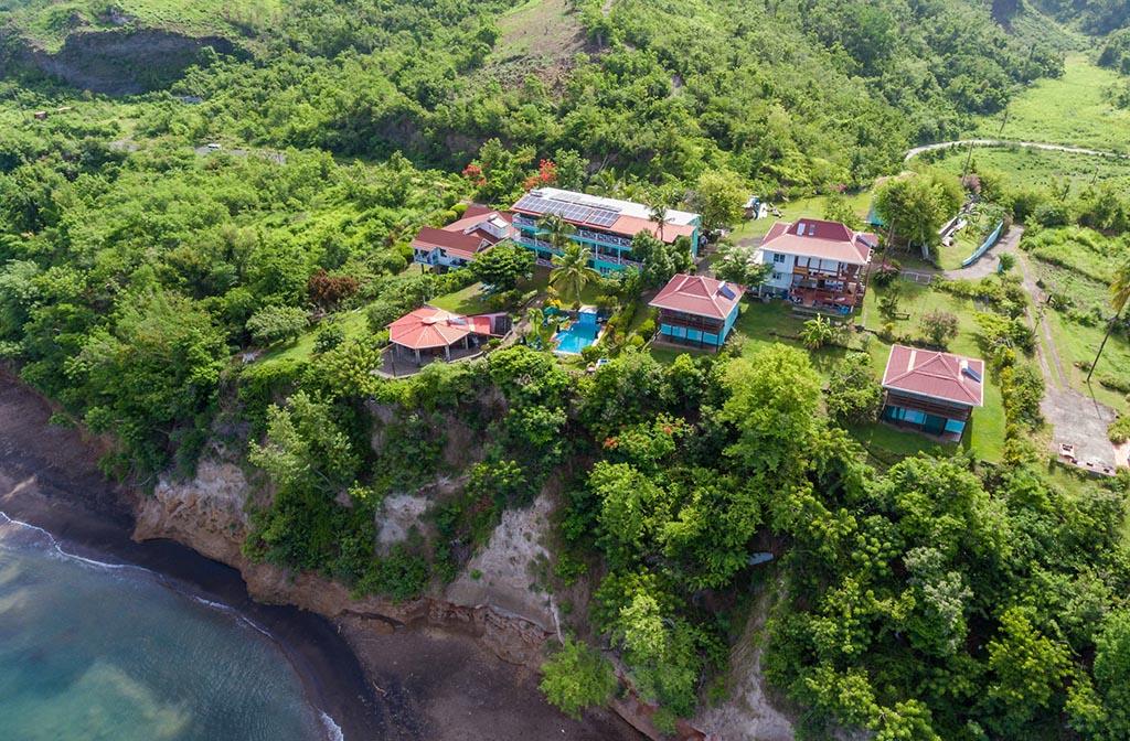 12 tamarind tree hotel dominica tauchreisen 1
