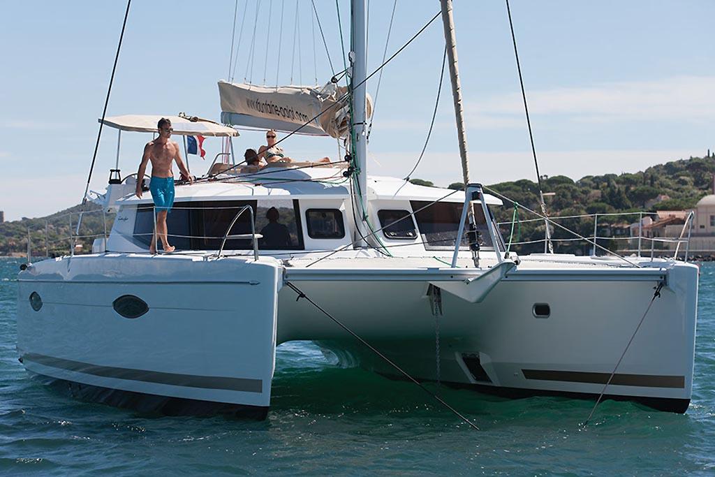 12 water and wind liveaboards azoren katamaran