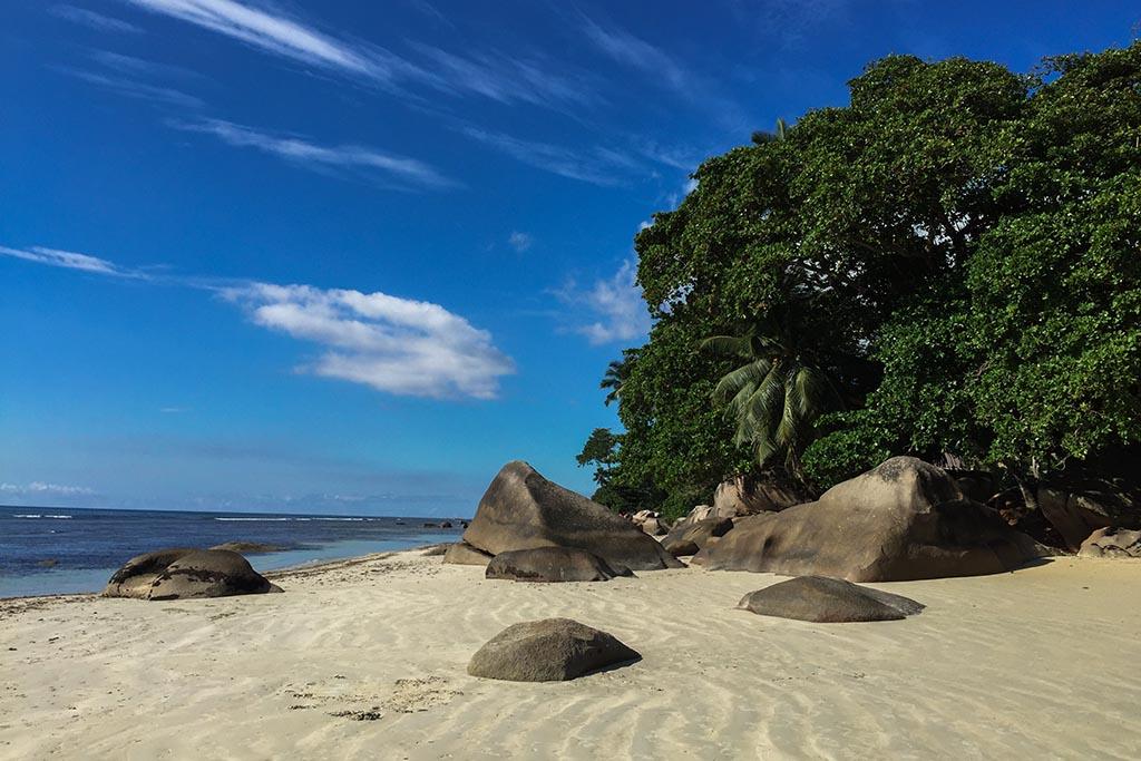 Beau Vallon Beach Mahe Seychellen Nadine Dubois