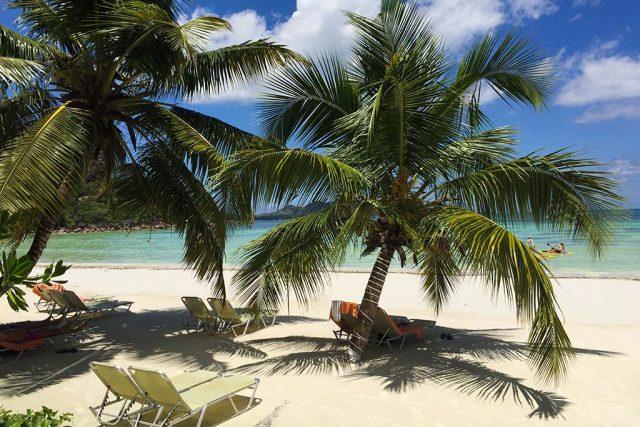 Les Lauriers Seychellen