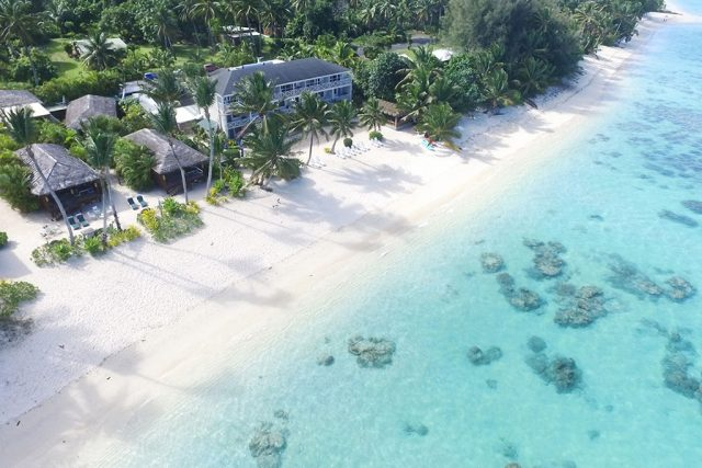 Moana Sands Cook Islands