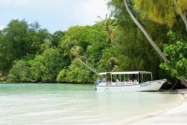 Newsletter 01 Boot Messeangebot Sams Tours Palau