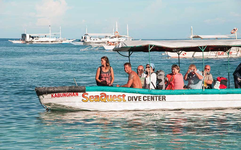 SeaQuest Dive Center – Panglao