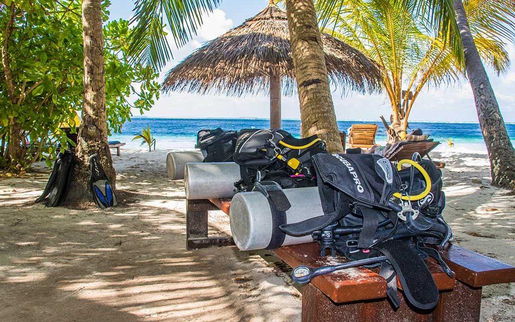 Werner Lau Diving Center – Filitheyo