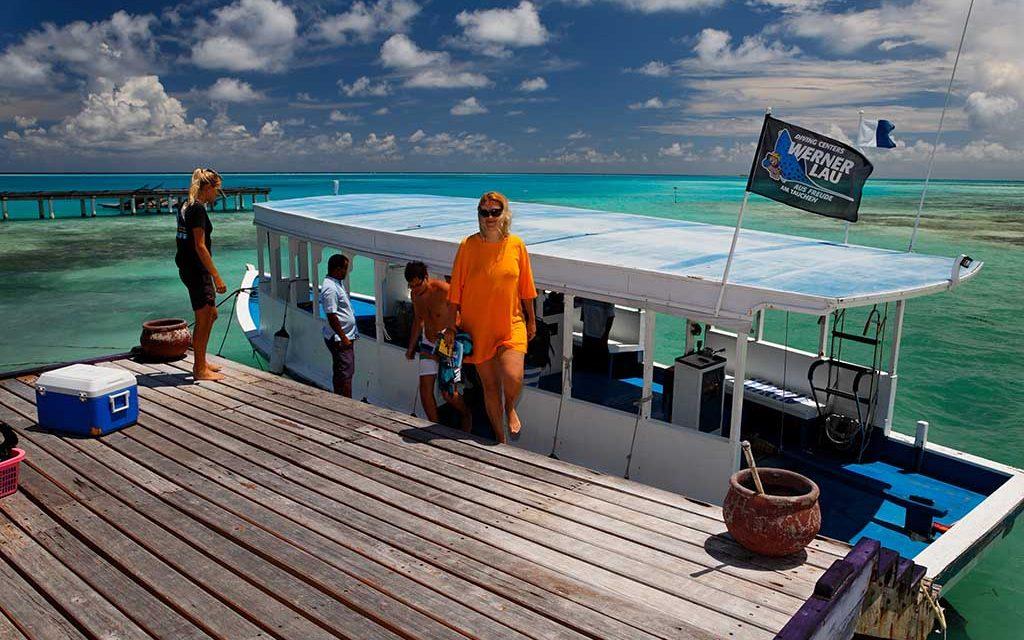 Werner Lau Diving Center – Medhufushi